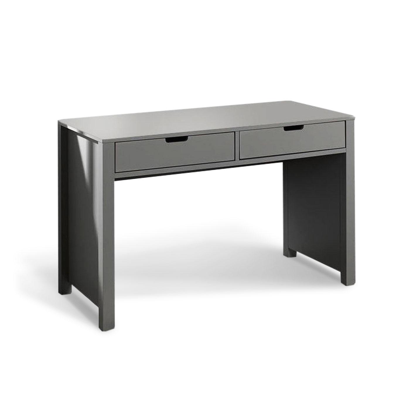 bureau enfant polo gris idkid 39 s. Black Bedroom Furniture Sets. Home Design Ideas