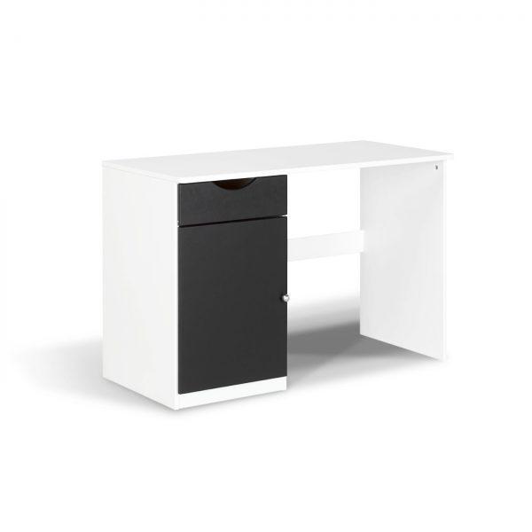 bureau-enfant-coloris-blanc-tiroir-niche-rangement-peinture-ardoise-idkids