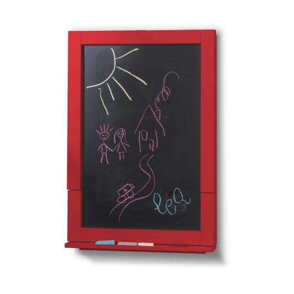 bureau-tableau-enfant-2-en-1-rouge-idkids