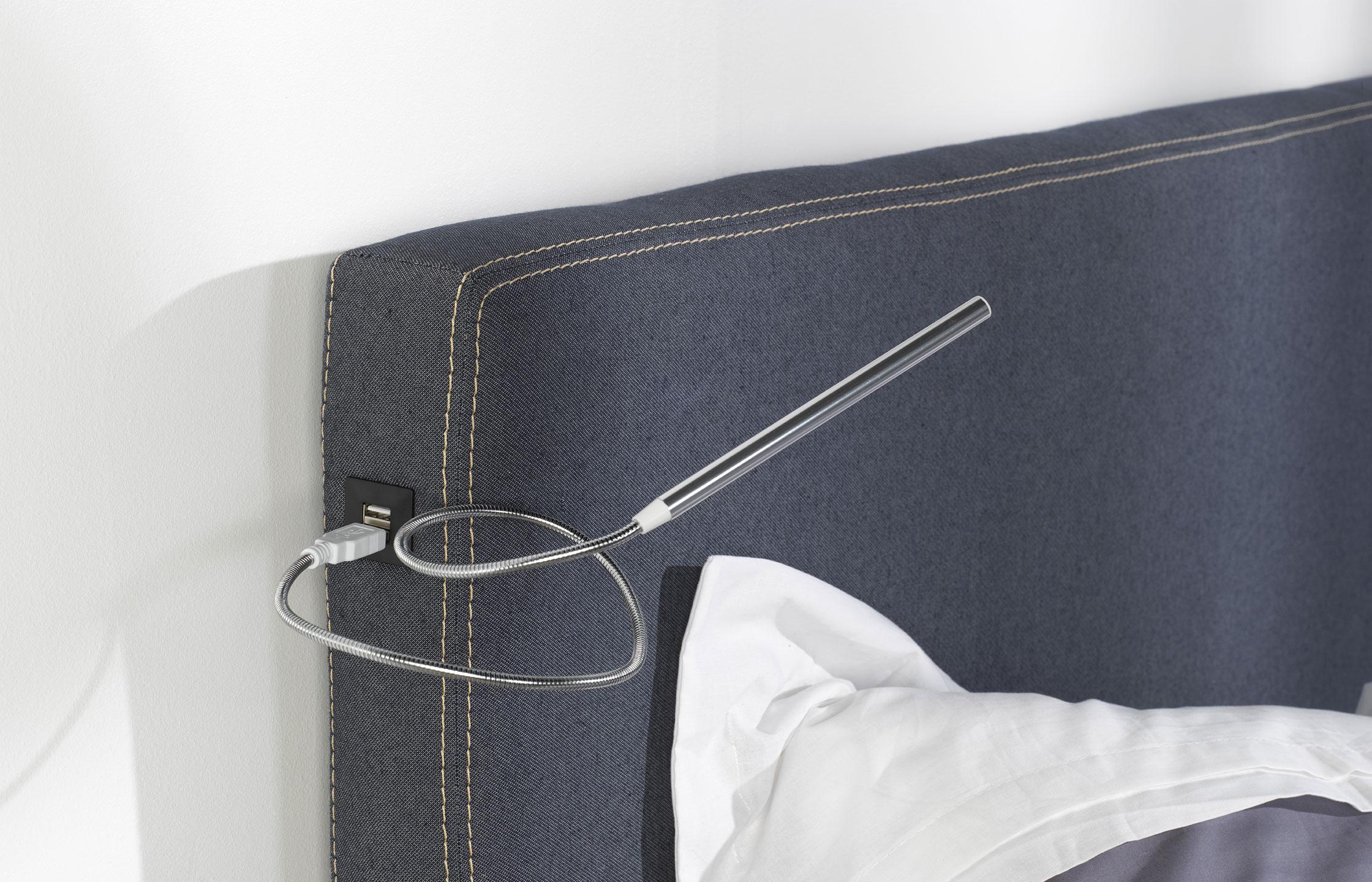 lit coffre 140 atlanta tissu blue jean 39 s idkid 39 s. Black Bedroom Furniture Sets. Home Design Ideas