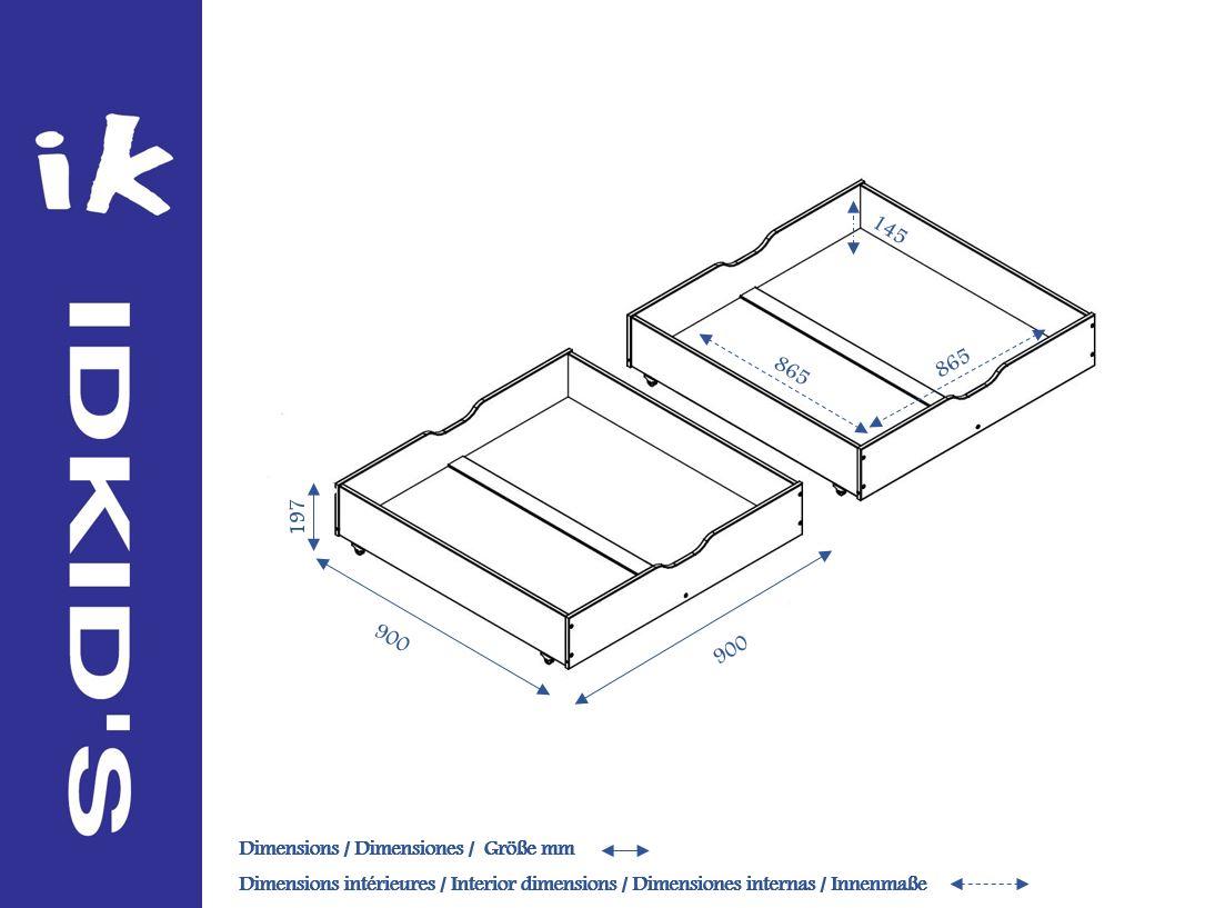 dimension lit enfant dimension lit enfant maison design. Black Bedroom Furniture Sets. Home Design Ideas