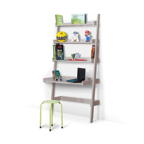 bureau-étagère-enfant-coloris-lin-idkids