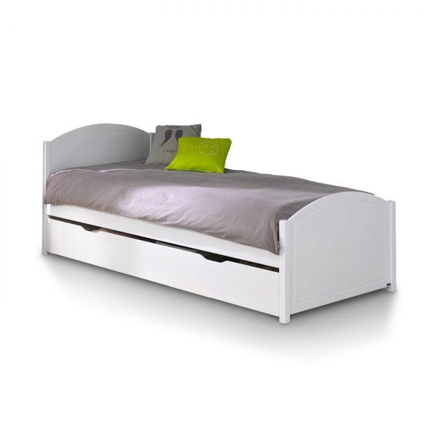 lit-enfant-pacome-tête-de-lit-arrondie-style-classique-coloris-blanc-idkids