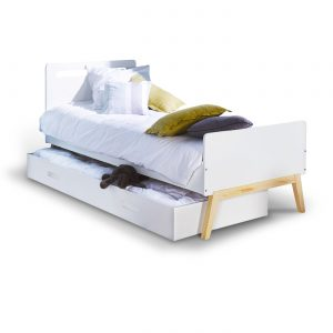 lit-enfant-avect-tiroir-finition-blanc-bois-style-scandinave-collection-nino-marque-idkids