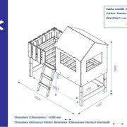 lit-cabane-pour-enfant-idkids-dimensions