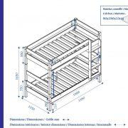 lit-superpose-enfant-bois-wood-dimensions
